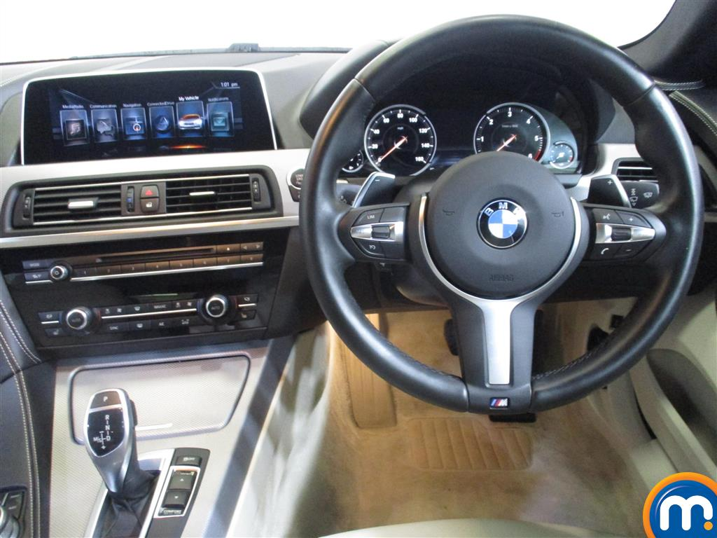 BMW 6 Series M Sport Automatic Diesel Saloon - Stock Number (967497) - 5th supplementary image