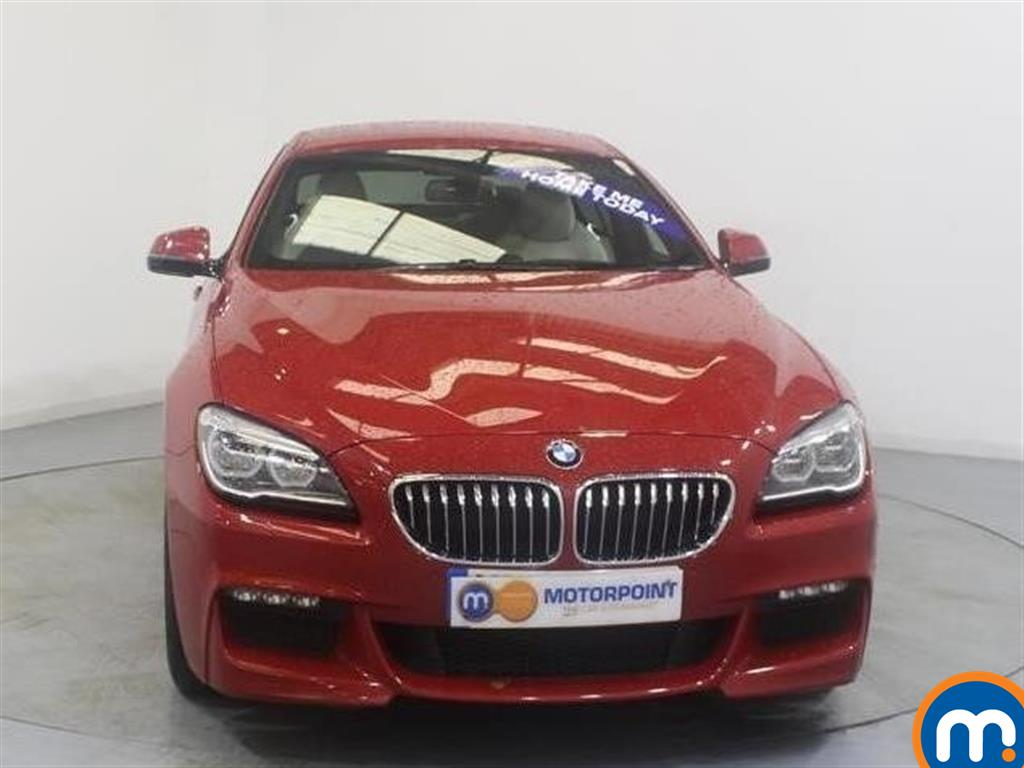 BMW 6 Series M Sport Automatic Diesel Saloon - Stock Number (967497) - Front bumper