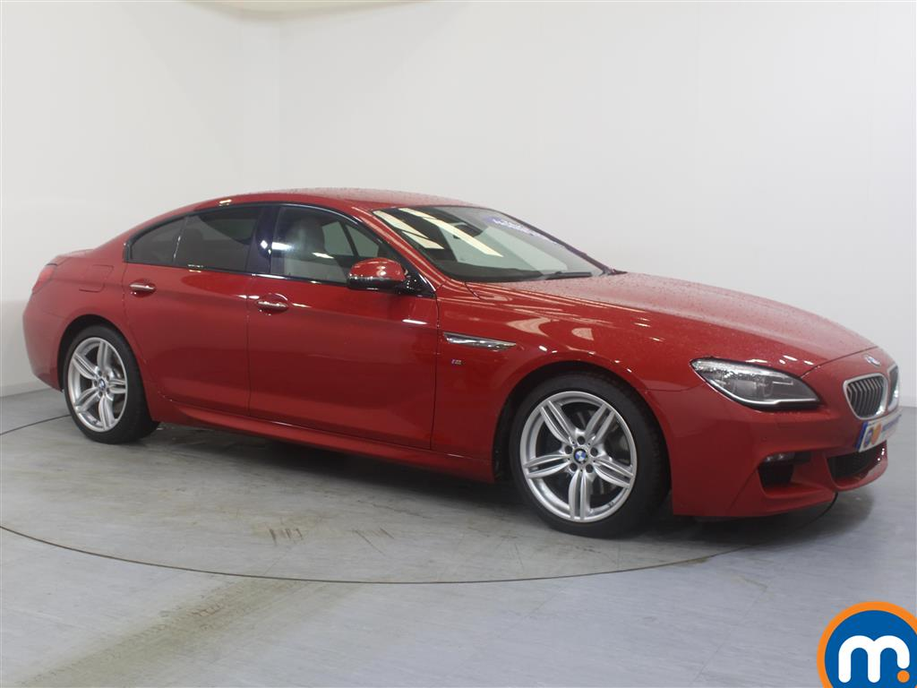 BMW 6 Series M Sport Automatic Diesel Saloon - Stock Number (967497) - Drivers side front corner