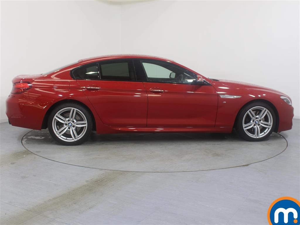 BMW 6 Series M Sport Automatic Diesel Saloon - Stock Number (967497) - Drivers side