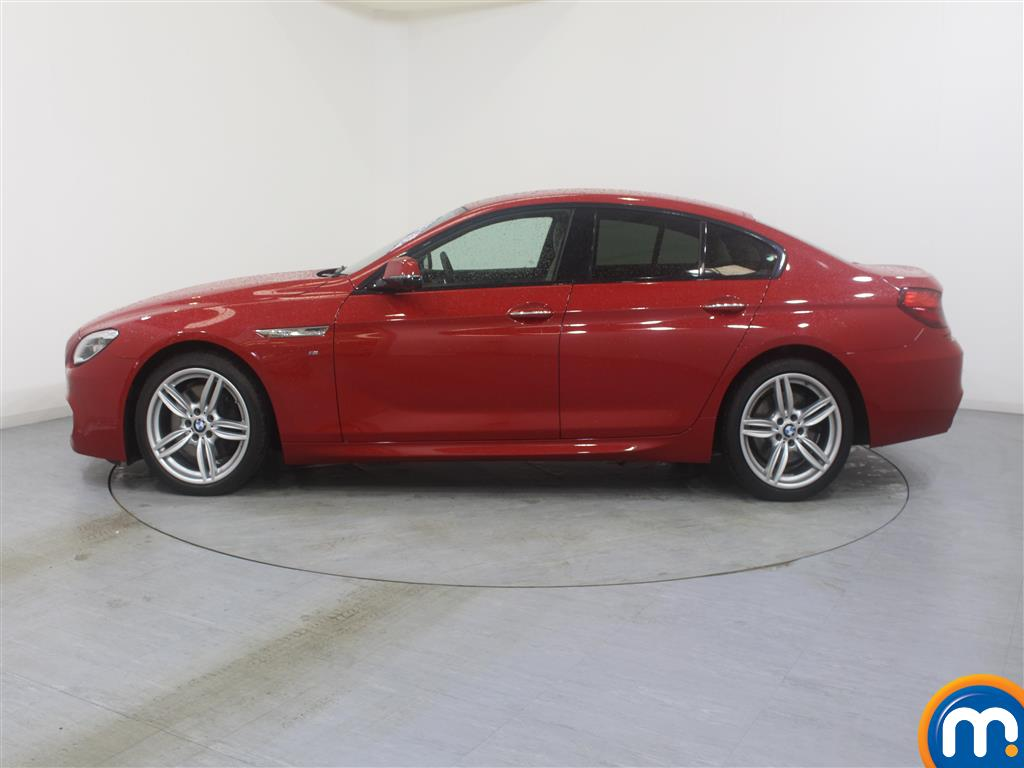 BMW 6 Series M Sport Automatic Diesel Saloon - Stock Number (967497) - Passenger side