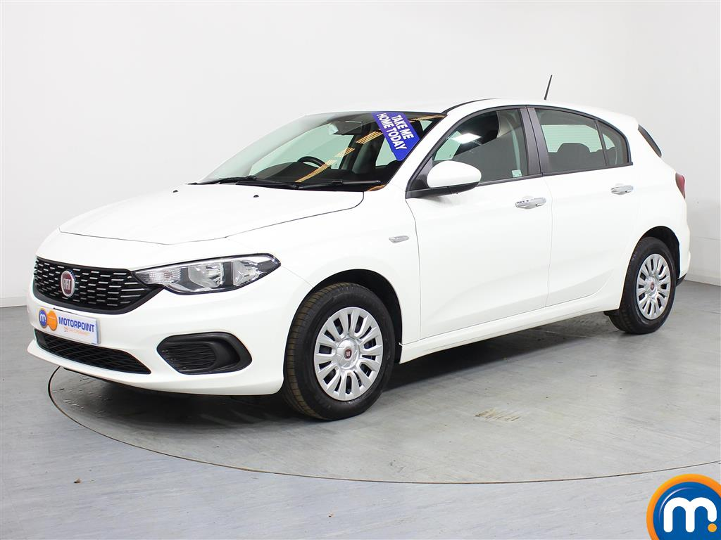 Fiat Tipo Easy - Stock Number (968008) - Passenger side front corner