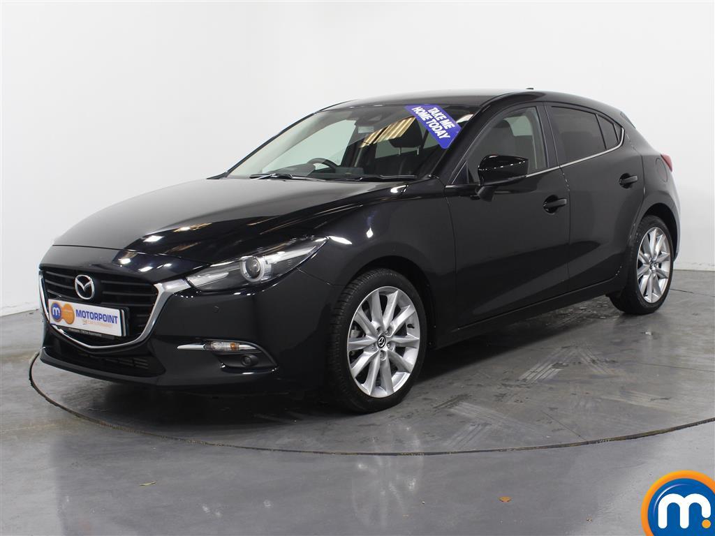 Mazda 3 Sport Nav - Stock Number (968862) - Passenger side front corner