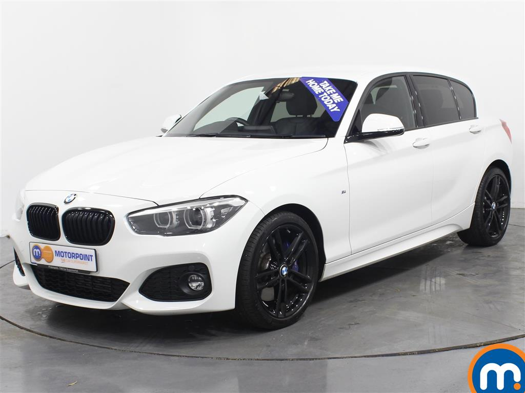 BMW 1 Series M Sport Shadow Edition - Stock Number (964550) - Passenger side front corner