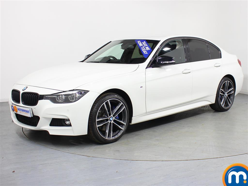 BMW 3 Series M Sport Shadow Edition - Stock Number (958007) - Passenger side front corner
