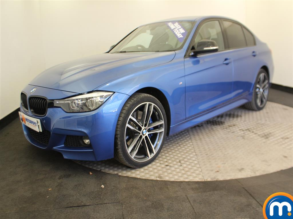 BMW 3 Series M Sport Shadow Edition - Stock Number (958000) - Passenger side front corner