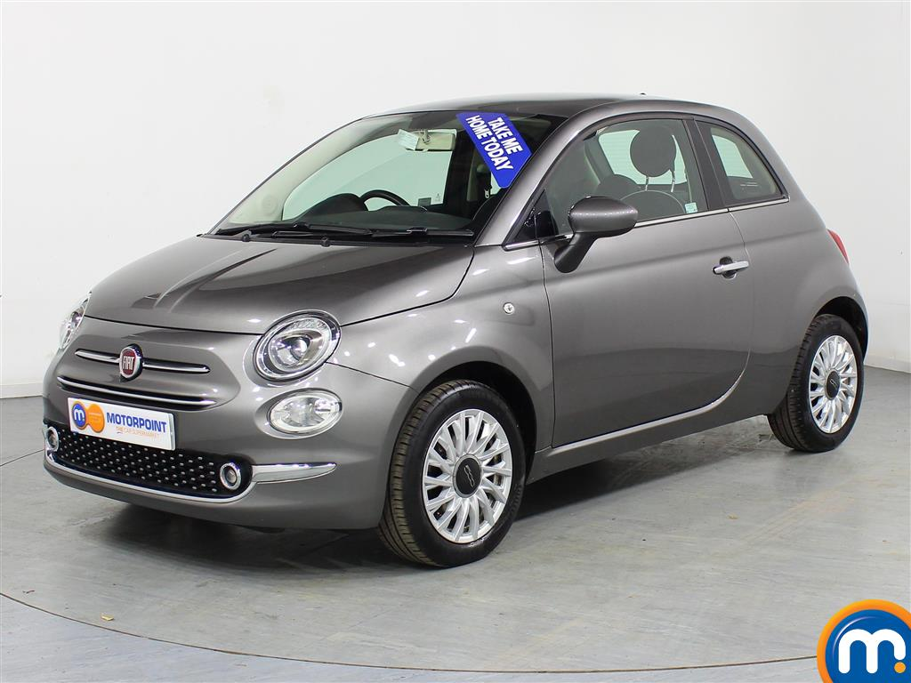 Fiat 500 Lounge - Stock Number (972349) - Passenger side front corner