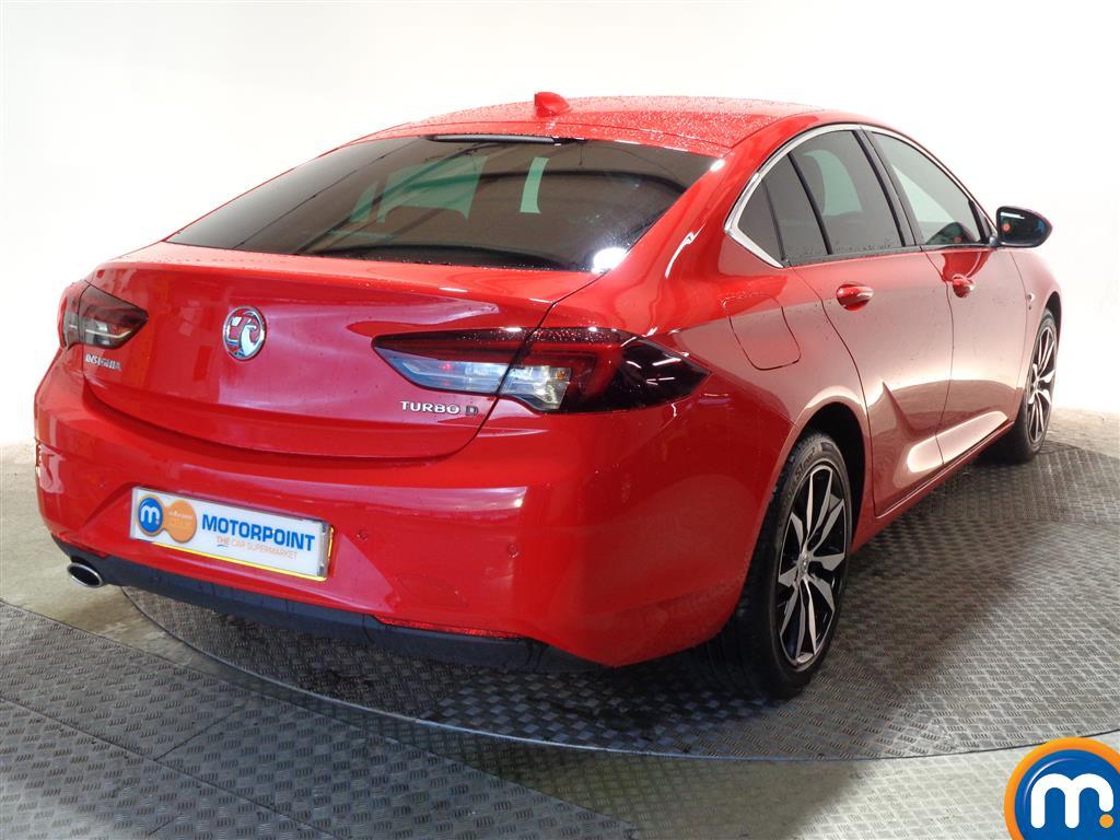 Vauxhall Insignia Elite Manual Diesel Hatchback - Stock Number (968601) - Drivers side rear corner