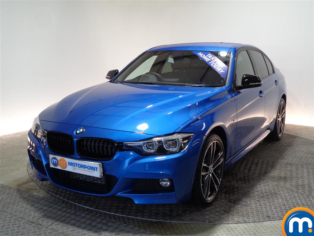 BMW 3 Series M Sport Shadow Edition - Stock Number (957952) - Passenger side front corner
