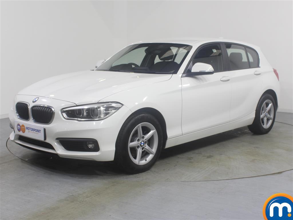 BMW 1 Series Se Business Manual Diesel Hatchback - Stock Number (968115) - Passenger side front corner