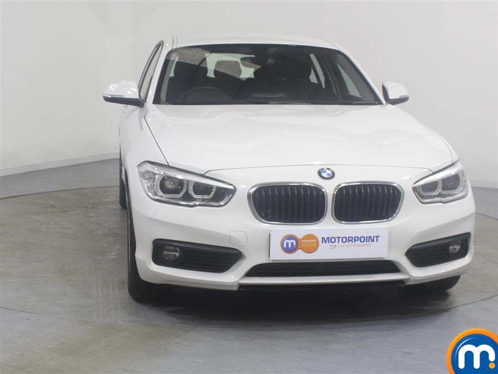 BMW 1 Series Se Business Manual Diesel Hatchback - Stock Number (968115) - Front bumper