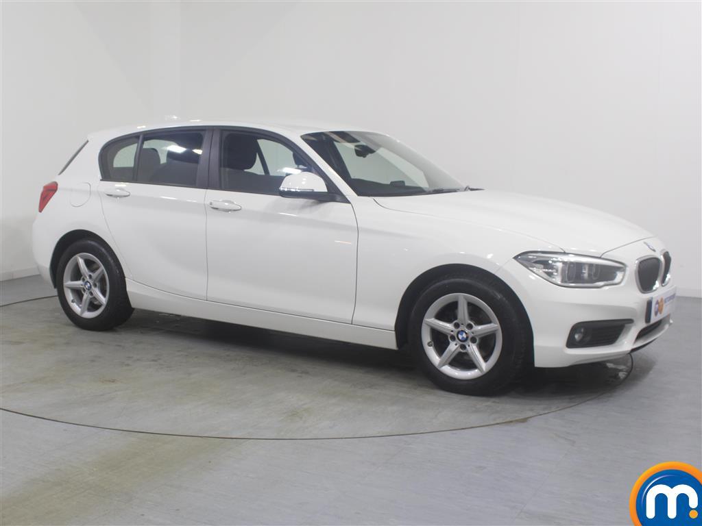 BMW 1 Series Se Business Manual Diesel Hatchback - Stock Number (968115) - Drivers side front corner