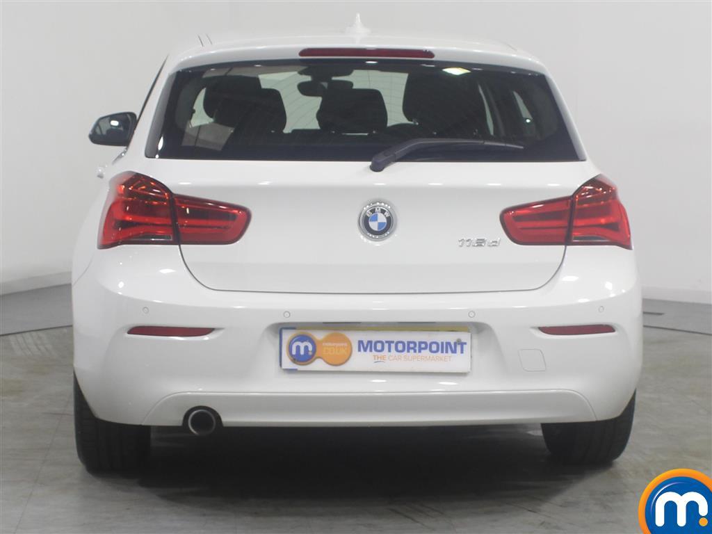 BMW 1 Series Se Business Manual Diesel Hatchback - Stock Number (968115) - Rear bumper