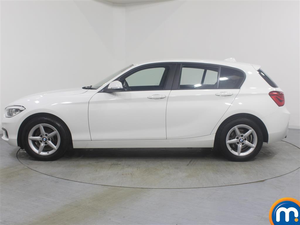 BMW 1 Series Se Business Manual Diesel Hatchback - Stock Number (968115) - Passenger side