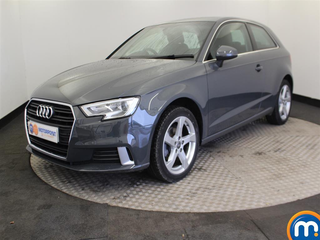 Audi A3 Sport - Stock Number (971750) - Passenger side front corner