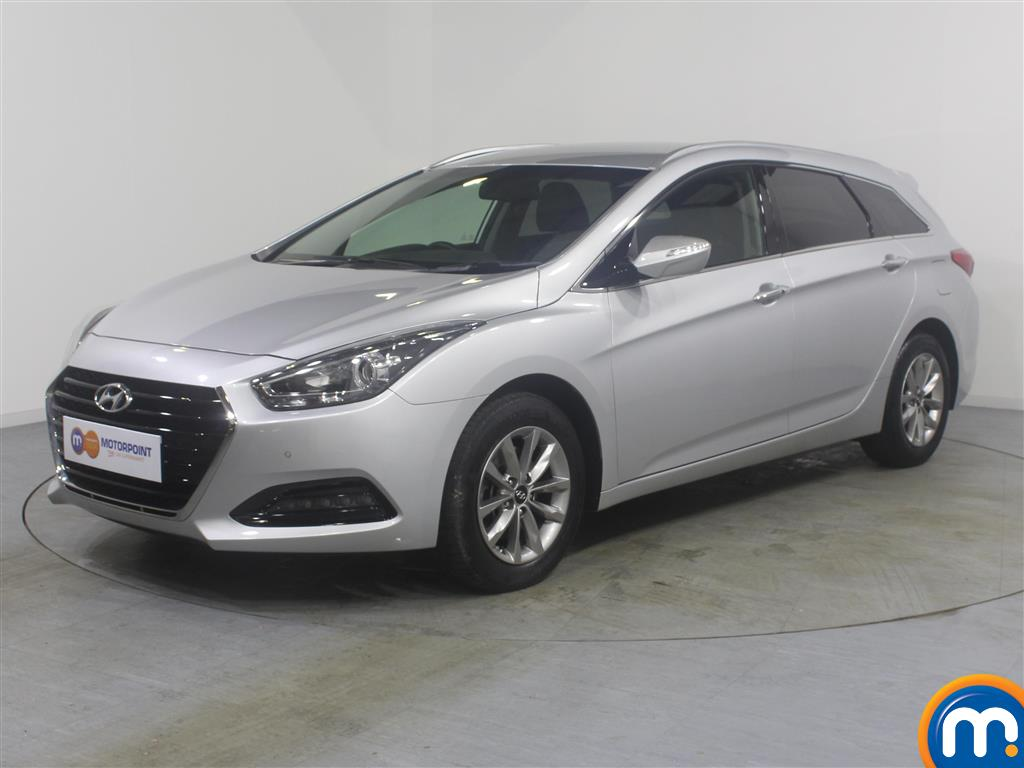 Hyundai I40 SE Nav Business - Stock Number (963519) - Passenger side front corner