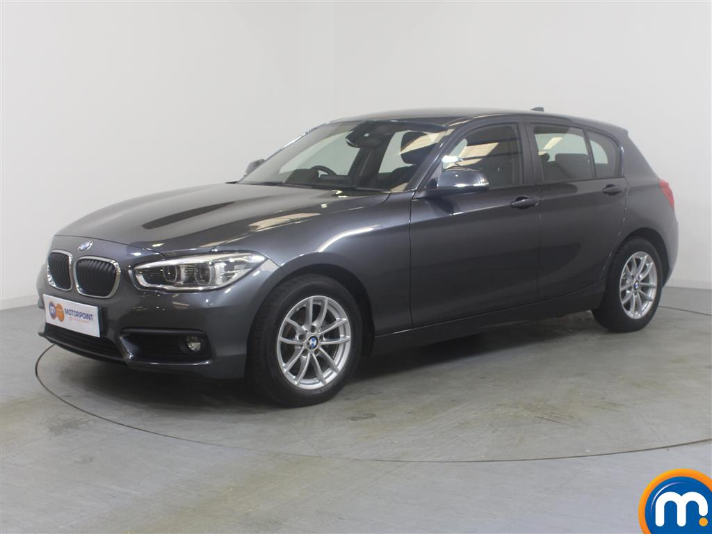 BMW 1 Series Se Business Manual Diesel Hatchback - Stock Number (969919) - Passenger side front corner