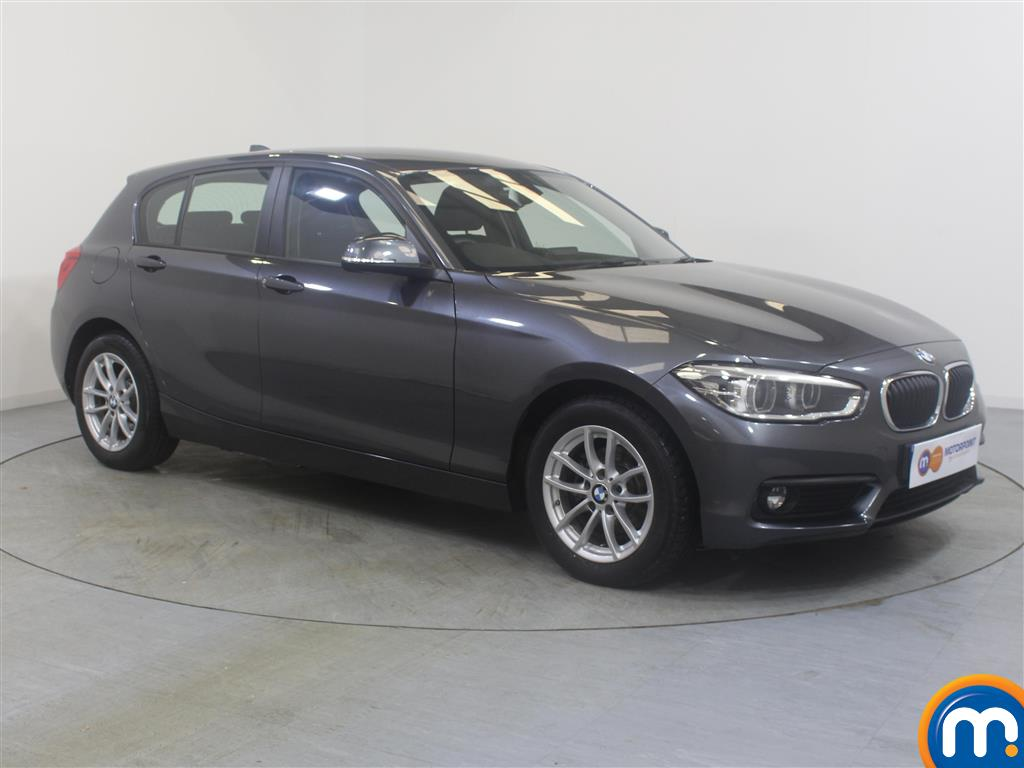 BMW 1 Series Se Business Manual Diesel Hatchback - Stock Number (969919) - Drivers side front corner