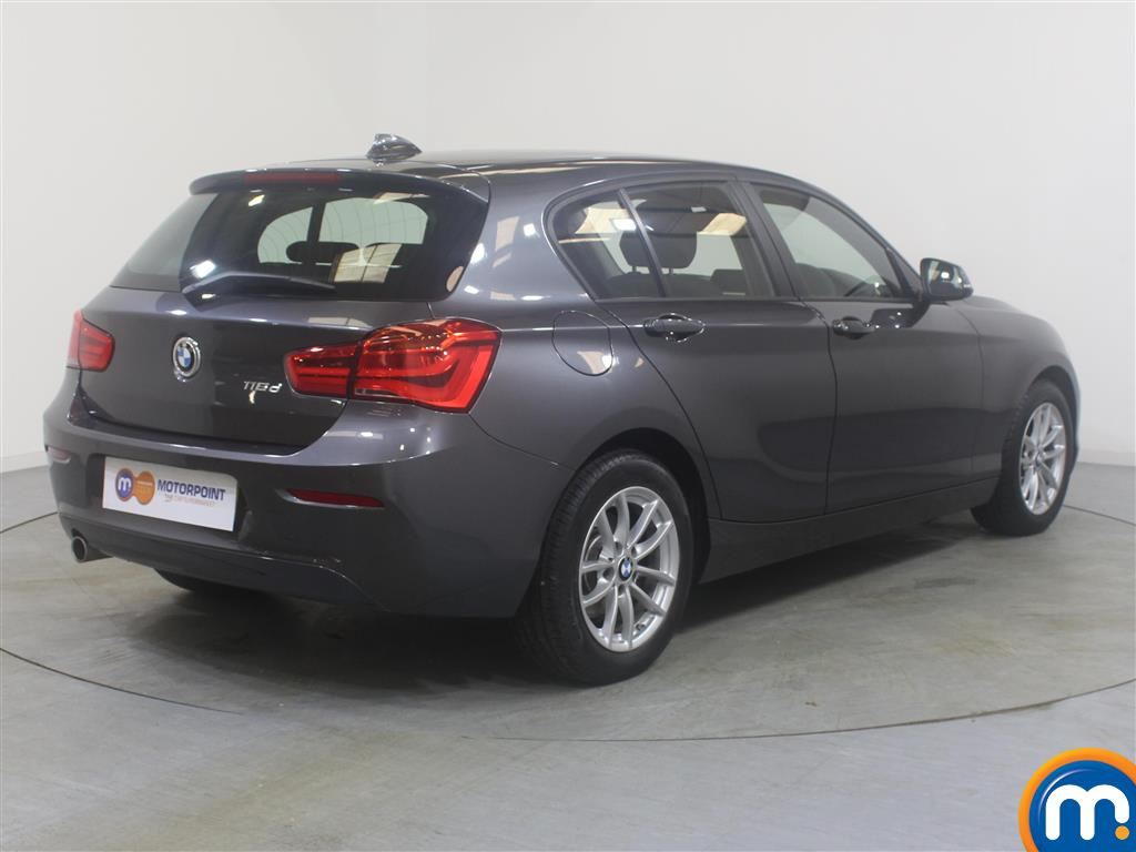 BMW 1 Series Se Business Manual Diesel Hatchback - Stock Number (969919) - Drivers side rear corner