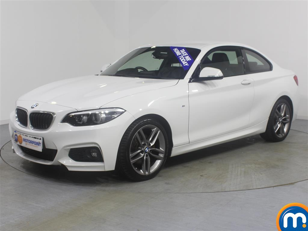 BMW 2 Series M Sport - Stock Number (969723) - Passenger side front corner