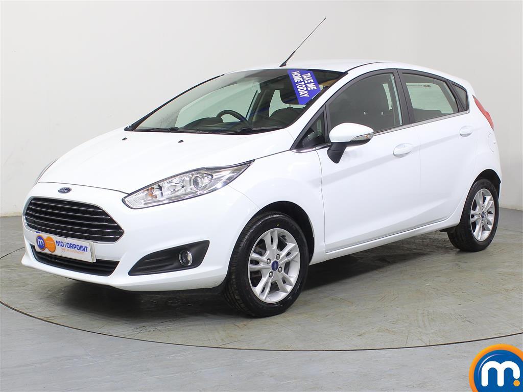Ford Fiesta Zetec - Stock Number (970258) - Passenger side front corner