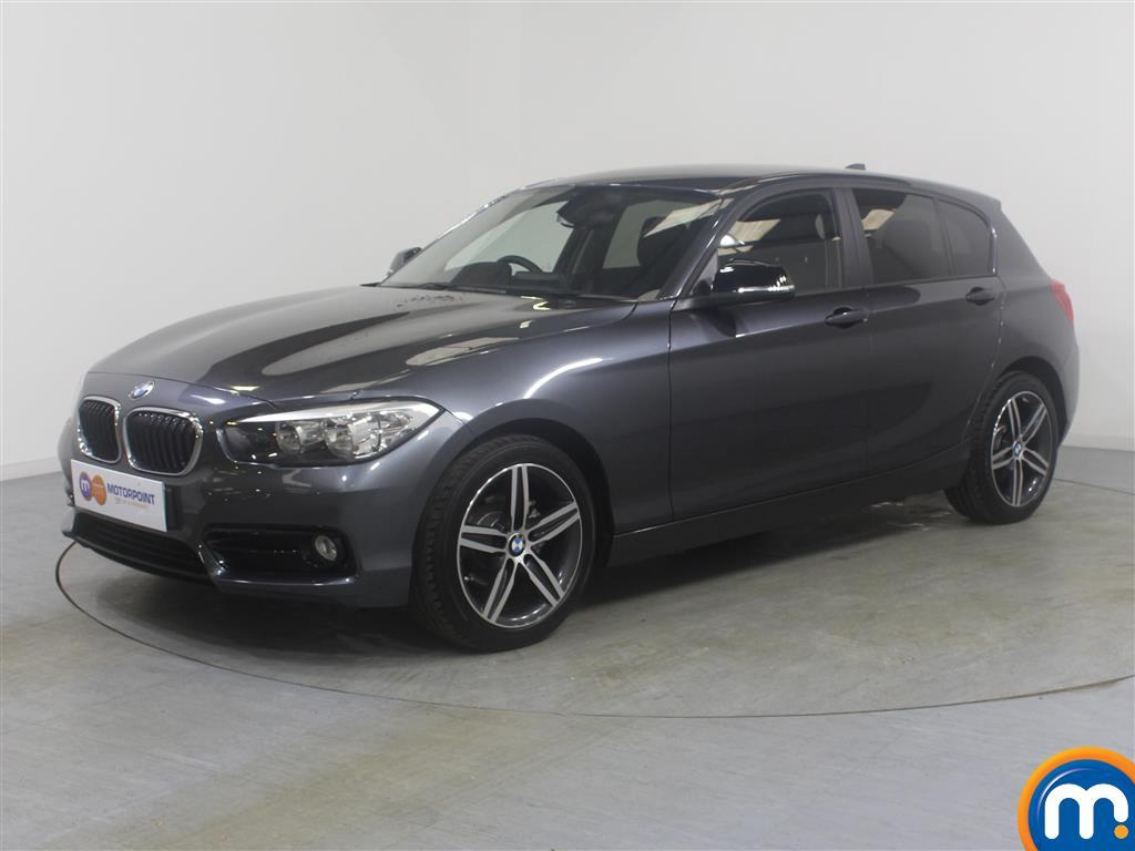 BMW 1 Series Sport - Stock Number (966608) - Passenger side front corner