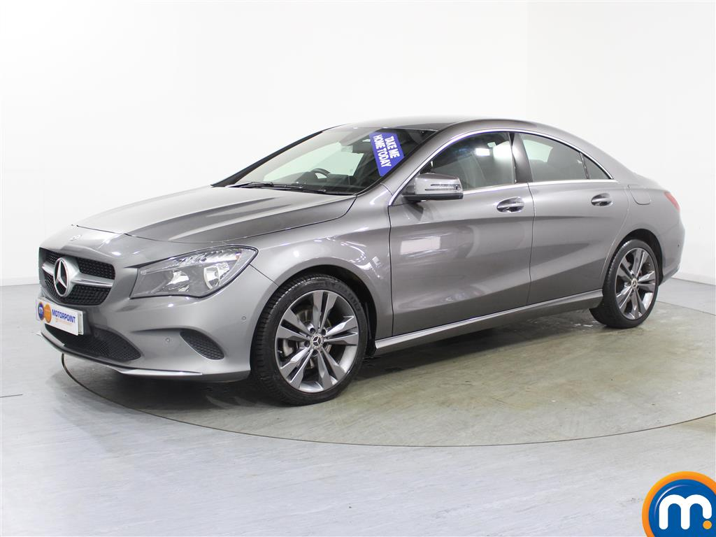 Mercedes-Benz Cla Class Sport - Stock Number (973650) - Passenger side front corner