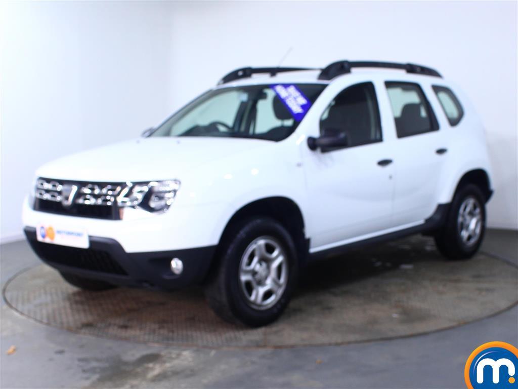 Dacia Duster AIR Manual Petrol Crossover - Stock Number (971660) - Passenger side front corner