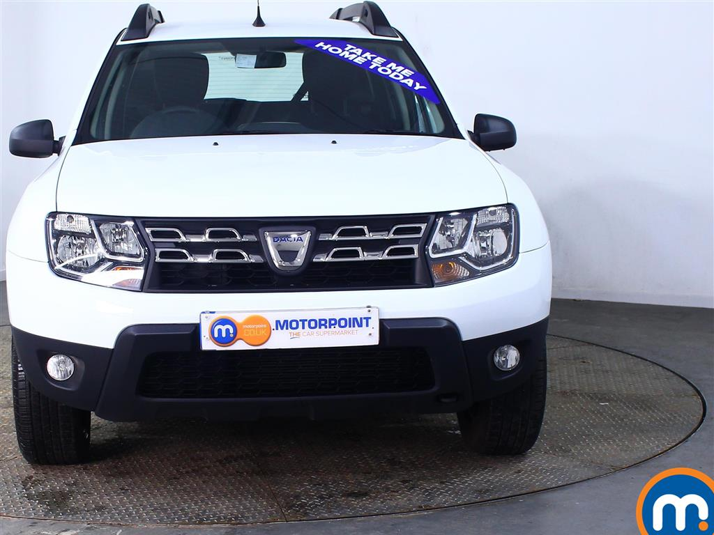 Dacia Duster AIR Manual Petrol Crossover - Stock Number (971660) - Front bumper