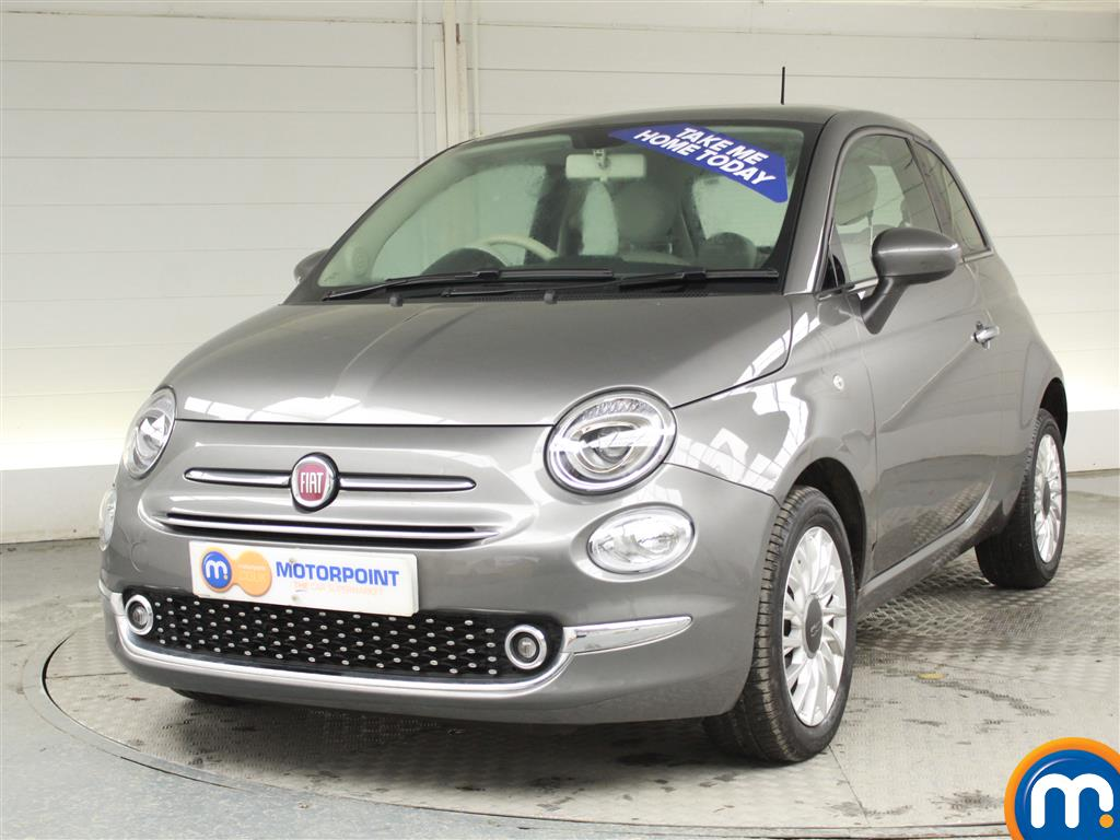Fiat 500 Lounge - Stock Number (966367) - Passenger side front corner