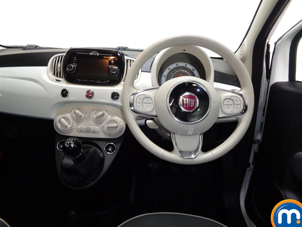 Fiat 500 Lounge Manual Petrol Hatchback - Stock Number (966279) - 4th supplementary image