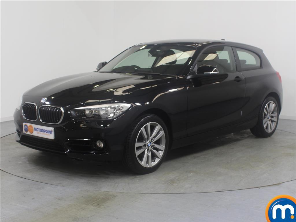 BMW 1 Series Sport - Stock Number (972387) - Passenger side front corner
