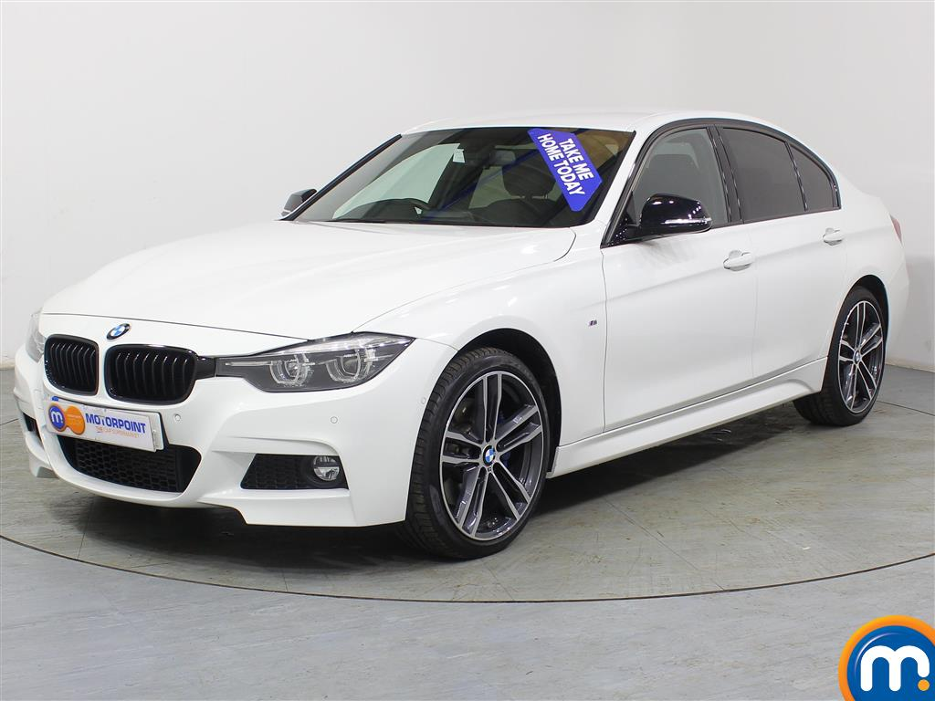 BMW 3 Series M Sport Shadow Edition - Stock Number (958027) - Passenger side front corner