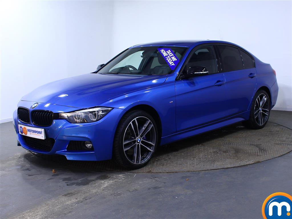 BMW 3 Series M Sport Shadow Edition - Stock Number (957984) - Passenger side front corner
