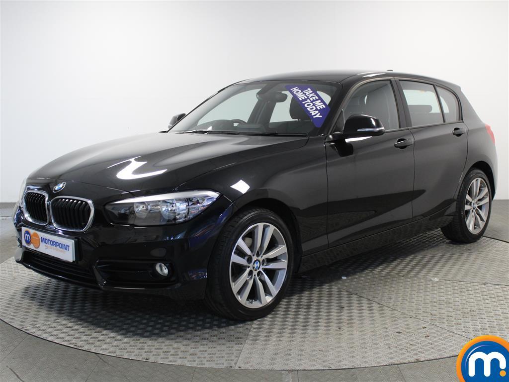 BMW 1 Series Sport - Stock Number (959917) - Passenger side front corner