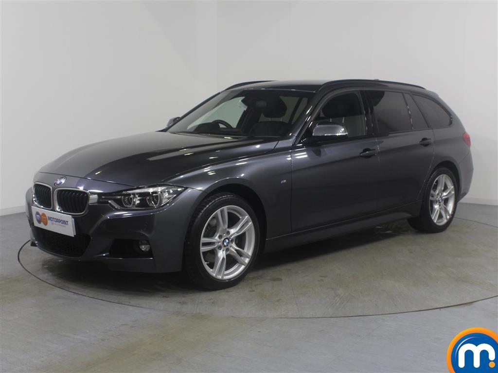 BMW 3 Series M Sport - Stock Number (958935) - Passenger side front corner