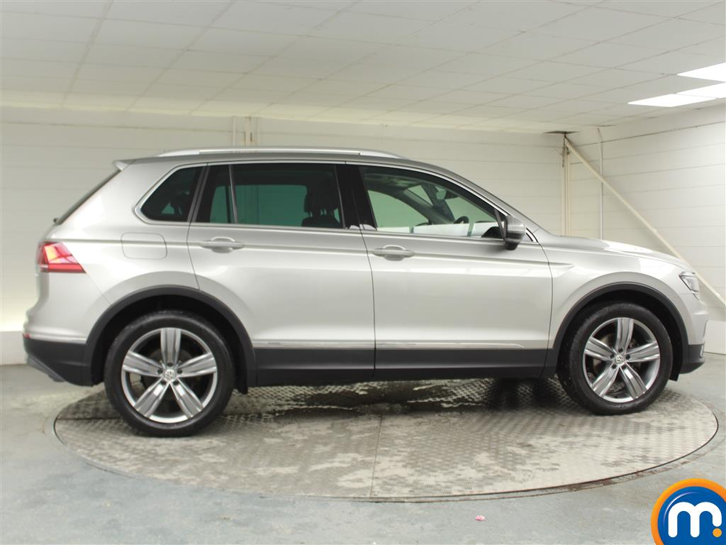 Volkswagen Tiguan SEL Manual Diesel Estate - Stock Number (970189) - Drivers side