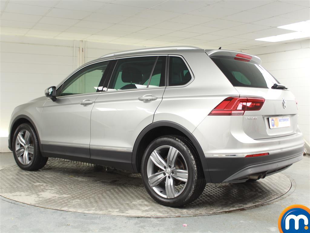 Volkswagen Tiguan SEL Manual Diesel Estate - Stock Number (970189) - Passenger side rear corner