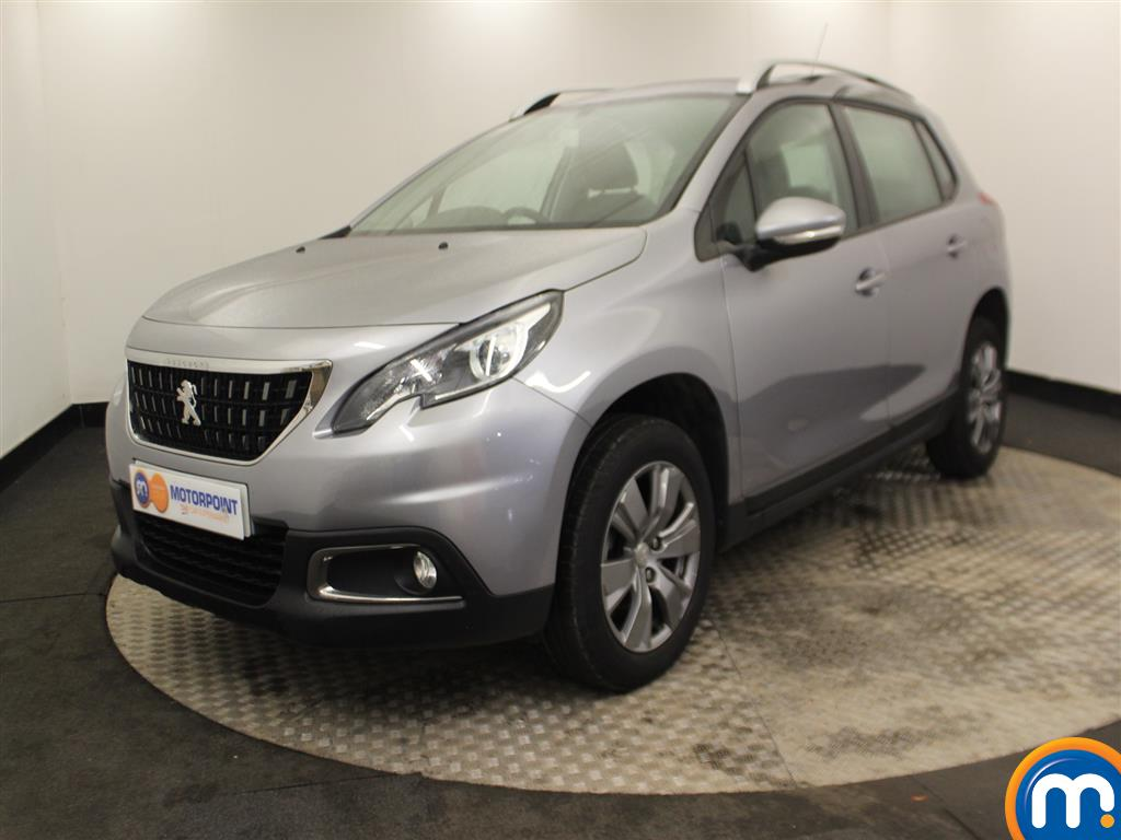 Peugeot 2008 Active - Stock Number (973503) - Passenger side front corner