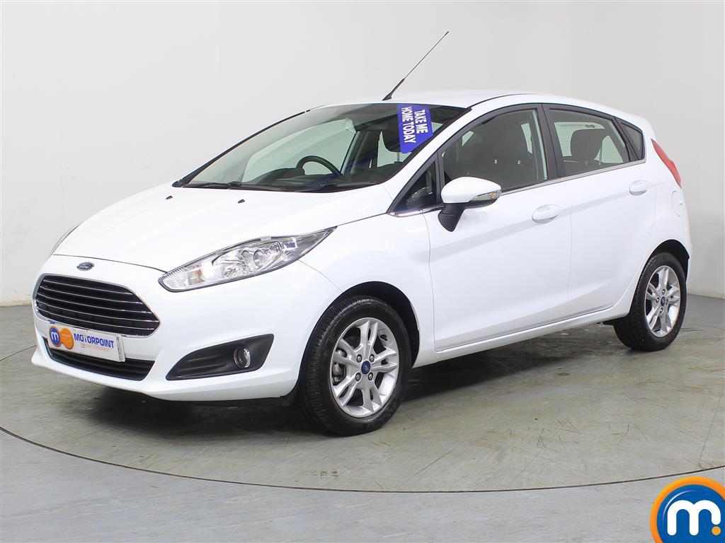 Ford Fiesta Zetec - Stock Number (970259) - Passenger side front corner