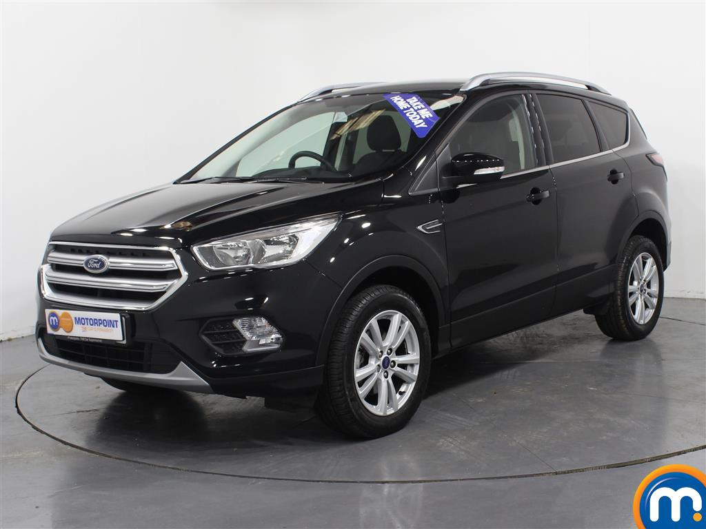 Ford Kuga Zetec - Stock Number (969220) - Passenger side front corner
