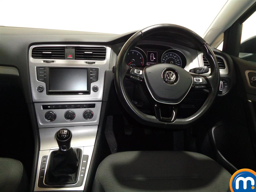 Volkswagen Golf Match Edition Manual Petrol Hatchback - Stock Number (971340) - 4th supplementary image