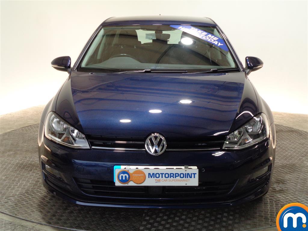 Volkswagen Golf Match Edition Manual Petrol Hatchback - Stock Number (971340) - Front bumper