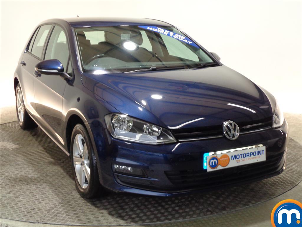 Volkswagen Golf Match Edition Manual Petrol Hatchback - Stock Number (971340) - Drivers side front corner