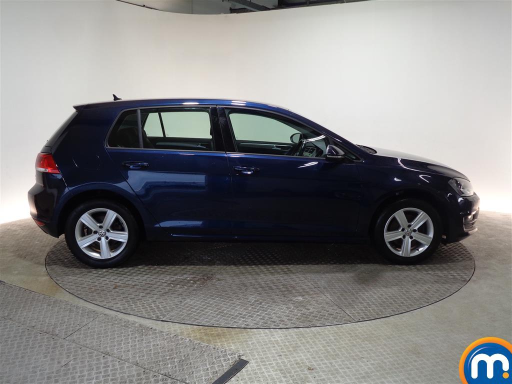 Volkswagen Golf Match Edition Manual Petrol Hatchback - Stock Number (971340) - Drivers side