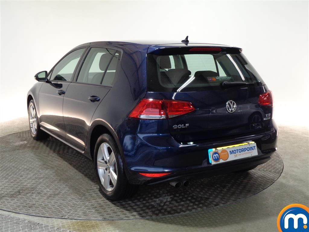 Volkswagen Golf Match Edition Manual Petrol Hatchback - Stock Number (971340) - Passenger side rear corner