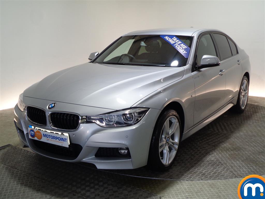 BMW 3 Series M Sport - Stock Number (957882) - Passenger side front corner