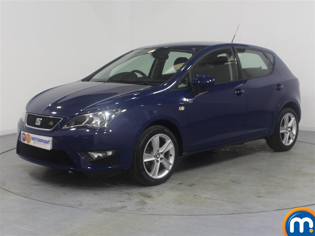 Seat Ibiza FR Technology - Stock Number (971848) - Passenger side front corner