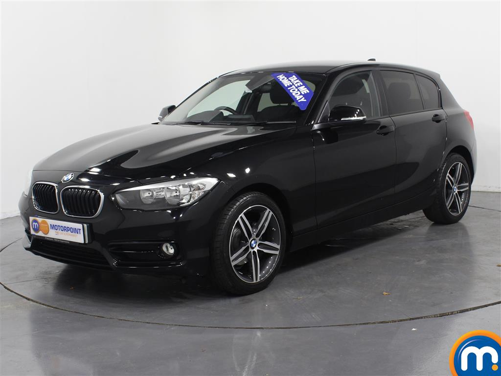 BMW 1 Series Sport - Stock Number (971603) - Passenger side front corner