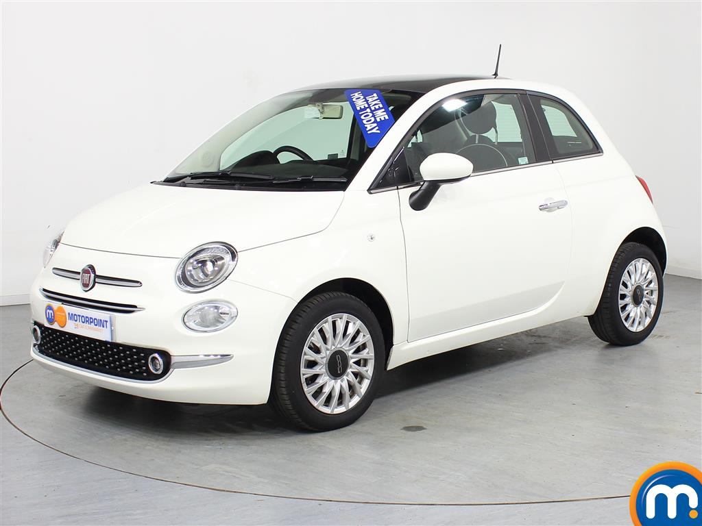 Fiat 500 Lounge - Stock Number (966310) - Passenger side front corner